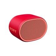 Sony SRS-XB01, prijenosni zvučnik Bluetooth - Crvena