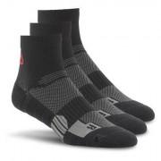 Reebok Унисекс- Носки Reebok ONE Series Training Ankle — 3 пары в упаковке