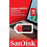 sandisk cruzer switch 16GB Unidad flash USB 2.0 con software secureaceess-SDCZ52-016G