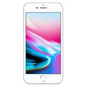 "Telefon Mobil Apple iPhone 8, iOS 11, LCD Multi-Touch display 4.7"", 2GB RAM, 128GB Flash, 12MP, Wi-Fi, 4G, iOS (Silver) + Cartela SIM Orange PrePay, 6 euro credit, 6 GB internet 4G, 2,000 minute nationale si internationale fix sau SMS nationale din care 3"