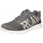Reebok Men's Gray Ultra Speed Sports Shoes