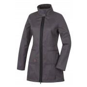 Husky Sivien L L, černá Dámský softshellový kabátek