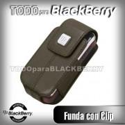 Funda Vertical 8220 8230 Flip con Clip color Cafe