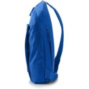 HP 14 inch Expandable Laptop Backpack(Blue)