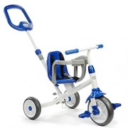 Little Tikes Ride 'N Learn 3-in-1 Trike, Blue