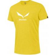 Salewa Solidlogo 2 CO - T-shirt arrampicata - uomo - Yellow