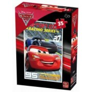 Puzzle 35 piese Disney Cars 3 Modelul 4