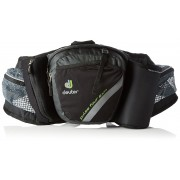 Borseta Deuter Pulse Four EXP Anthracite and Black Waistpack, 21x9x6.8cm