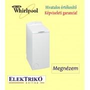 Whirlpool AWE55610 felültöltős mosógép, A++ energiaosztály , 5,5 kg töltősúly