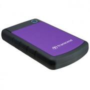 Transcend Storejet 25H3, USB3.0, 4TB, Stötsäker!