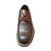 Zapato Pepe Jeans Para Hombre Casual - Leonard - Cafe