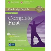 Complete First Workbook without Answers with Audio CD by Barbara Th...