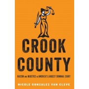 Crook County: Racism and Injustice in America's Largest Criminal Court, Paperback
