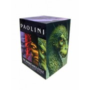 Inheritance Cycle 4-Book Trade Paperback Boxed Set (Eragon, Eldest, Brisingr & Inheritance)/Christopher Paolini