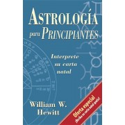 Astrolog?a Para Principiantes: Interprete Su Carta Natal (Spanish), Paperback