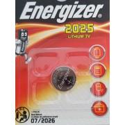 Energizer 2025 3V Lithium 1er-Blister