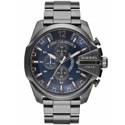 メンズ ディ-ゼル 腕時計 ダークブルー