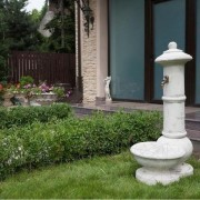Cismele Gradina Fontana Spello F 22 - Finisaj Gri Antic