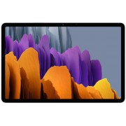 "Tableta Samsung Galaxy Tab S7 T875, Procesor Octa Core 1.8GHz, Ecran IPS Capacitive multitouch 11"", 6GB RAM, 128GB Flash, Camera Duala 13+5MP, Wi-Fi, 4G, Bluetooth, Android (Argintiu)"