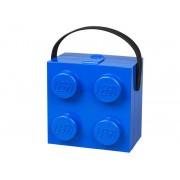LEGO - CUTIE PENTRU SANDWICH 2X2 ALBASTRU (40240002)