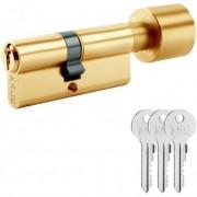 Fogazott kulcsos KALE zárcilinder 164 GPC00048