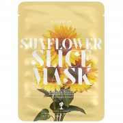 Kocostar - Slice Mask Sheet - Sunflower / Zonnebloem