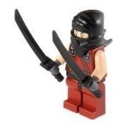 Lego Teenage Mutant Ninja Turtles Dark Ninja Minifigure