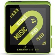 Музикален плеър MP4 Energy Sport 2508, 8GB, Lime Green, 384013