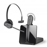HEADPHONES, Plantronics CS540, Wireless, MIcrophone (84693-02)