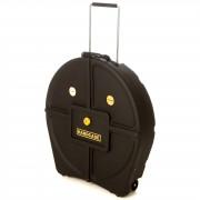 """Hardcase Cymbal Case HN12CYM24, 24"""", Caddy"""