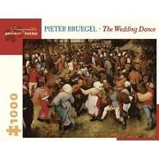 Pieter Bruegel the Wedding Dance 1000-Piece Jigsaw Puzzle