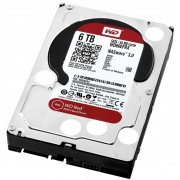 "HDD Interni WD Red NAS™ 3.5"" 6 TB, IntelliPower, WD60EFRX"