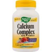 Calcium Complex Bone Formula Natures Way Secom 100cps