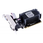 VC, Inno3D GT730, 2GB SDDR3, 64bit, PCI-E 3.0 (N730-1SDV-E3BX)