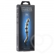 Dildo G-Spot Deliciously Deep Steel 50 Shades Of Grey Darker