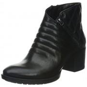 Clarks Women's Movie Retro Black Boots - 5 UK