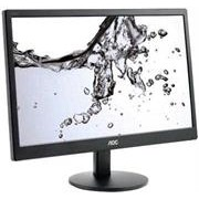 AOC 18.5 inch E970SWN LED-backlit LCD monitor -