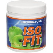Natural Power Iso Fit Sport - Pomme Verte 400g