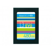 Disco SSD Team Group 480Gb SATA3 L3 EVO - 500R/470W - T253LE480GTC103