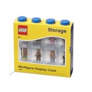 40650005 Cutie albastra pentru 8 minifigurine LEGO