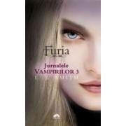 Furia (Jurnalele Vampirilor, vol. 3) - editie de buzunar