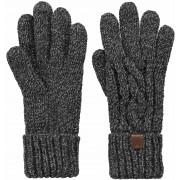 Barts Twister Handschuhe Dunkelgrau - Anthrazit