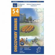 Ordnance Survey Ireland Laois / Offaly / Tipperary Carta escursionistica
