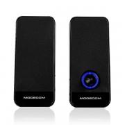 SPEAKER, Modecom MC-XS6, USB, 8W RMS, Black