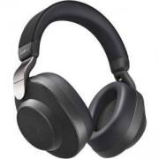 Блутут слушалки Jabra Elite 85h Titanium, Черен, JABRA-99030000
