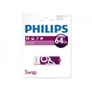Philips Vivid 64GB USB2.0 pen drive