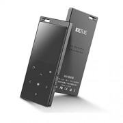 Alician BINJIE M3 Touch Key Reproductor de música MP3 ultradelgado de 1,8 pulgadas, visualización a color sin pérdida de sonido con FM E-Book 4 GB Negro SZXSQ-SH0521PEL_04IIZDDN