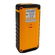Laser-Entfernungsmesser Optex L-60 Reichweite bis zu 60m ideal für Entfernungsmessung und Volumenberechnung - 60