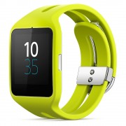 Ceas Smartwatch Sony 3 SWR50 Silicon Lime