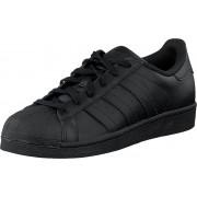 adidas Originals Superstar Foundation Core Black/Core Black, Skor, Sneakers och Träningsskor, Låga sneakers, Svart, Unisex, 46